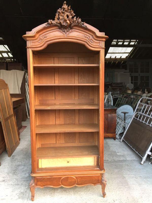 Lovely Antique French Armoire - Just In - Details Soon - a28